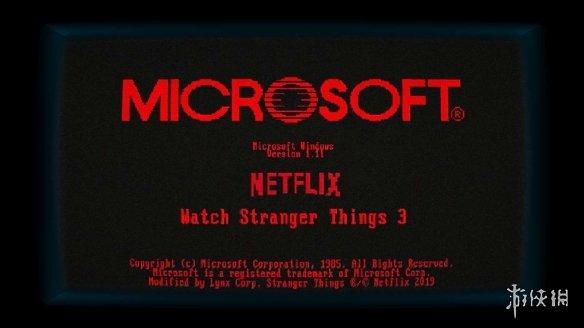 微软发布Windows 1.11APP明起免费开放 联动《怪奇物语》