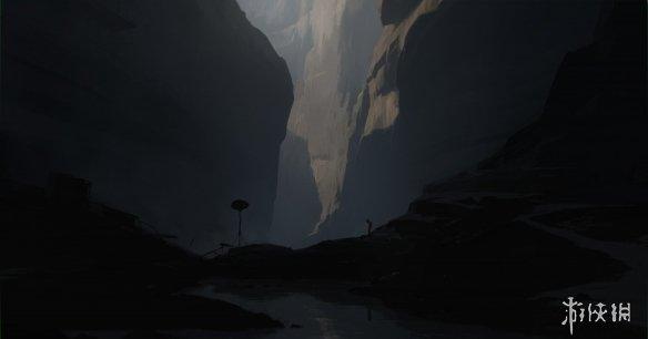 《地狱边境》厂商曝新作概念图 画风依旧黑暗沉重!