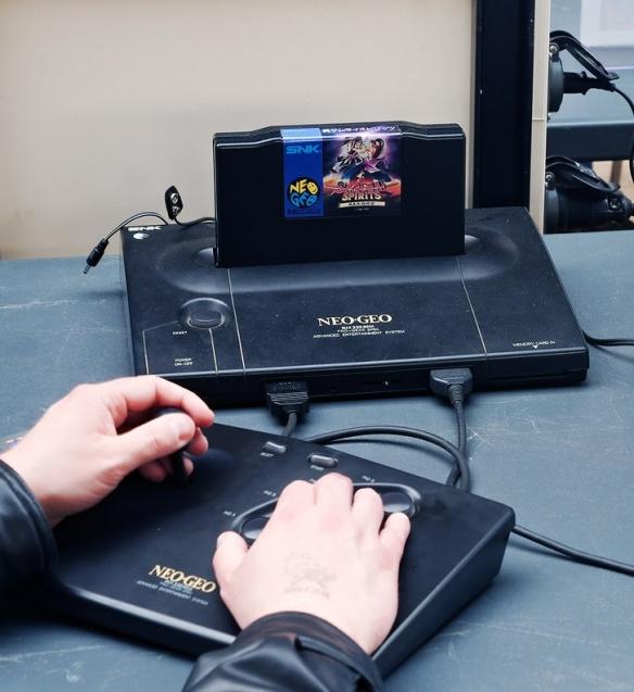 SNK:将推出NEOGEO新硬件!带来非凡的游戏体验!