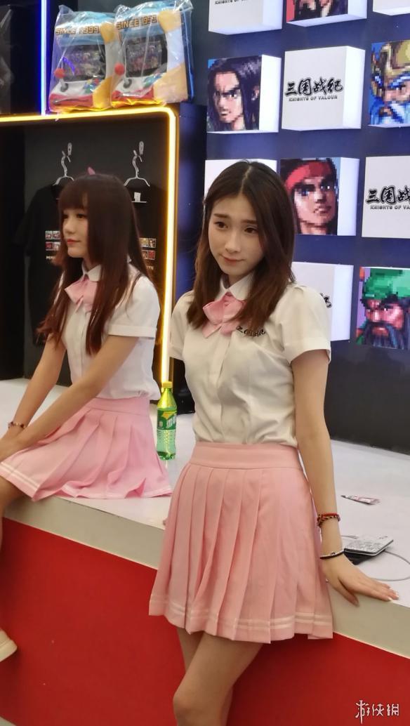CJ19:游侠网CJ展会首日精选特辑 showgirl小姐姐 coser大神美图不断