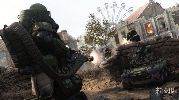 《使命召唤16》多人模式支持玩家自定义 一个人也能玩人机对战!