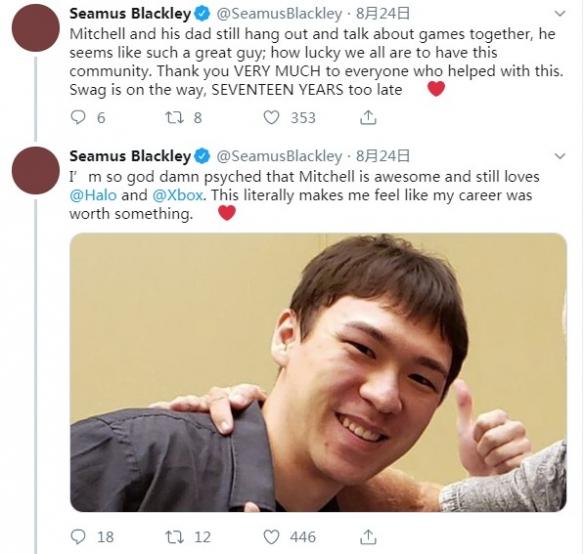 Xbox之父全网寻找17年前来信小粉丝 只因一场意外!