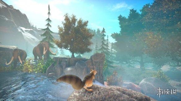斯克莱特_《冰河世纪:斯克莱特坚果冒险》最新预告片 发售日公布!_游侠 ...