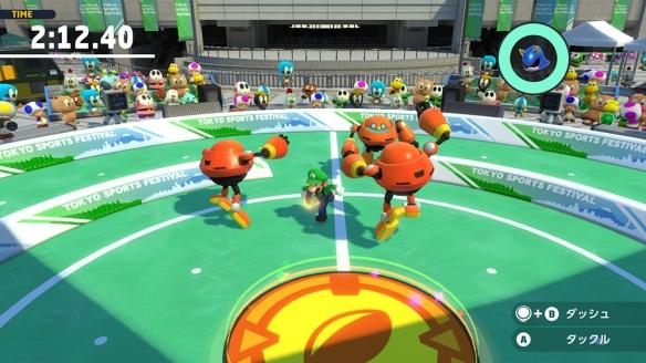 《马里奥和索尼克在东京奥运会》小游戏有哪些?小游戏项目介绍