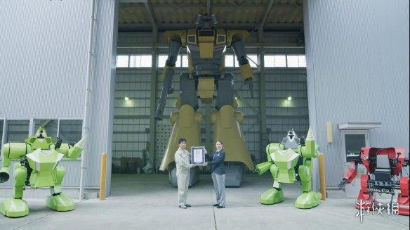 现实版高达 来看看世界最大的可操控人形机器人长啥样!