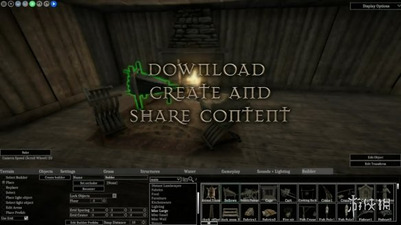开放世界RPG新游《阿达拉群岛》公布 支持玩家随心打造