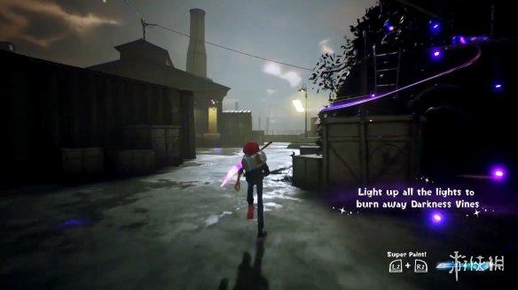 PS4独占《壁中精灵》上市宣传影像 短小而甜蜜的游戏旅程