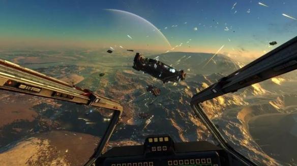 """开发十年的太空游戏,""""死""""在了发售的第一天"""