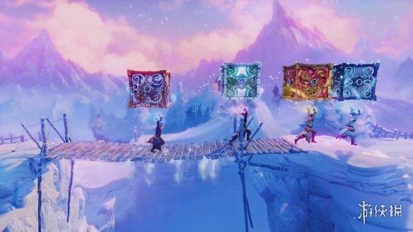 《三位一体4:梦魇王子》发售预告片公开!情怀依旧