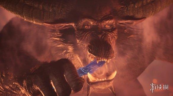 《怪物猎人世界:冰原》锤神狂扁金狮子 5分12秒速杀!