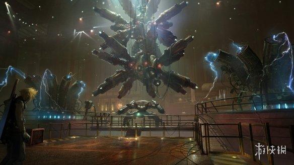 《最终幻想7:重制版》新概念设计图公布:场景美轮美奂!BOSS酷炫!