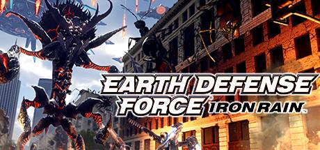 《地球防卫军:铁雨》正式上架Steam10月15日发售