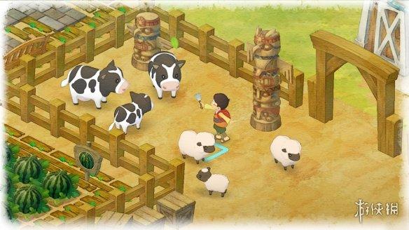 《哆啦A梦牧场物语》正式登陆Steam 支持简中