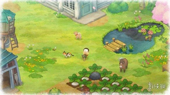 牧场物语系列《哆啦A梦:牧场物语》PC正式版发布!