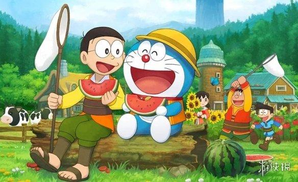 《哆啦A梦:牧场物语》PC版正式上线!发售预告片放出!
