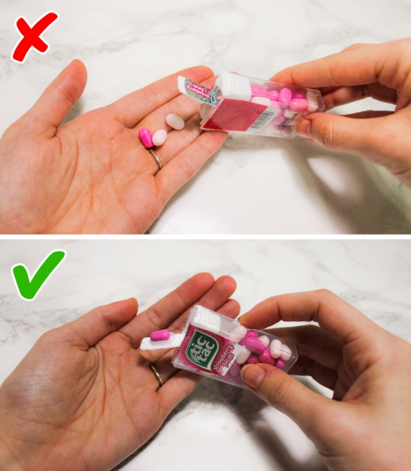 明明巧思又便利但你偏偏不!13条日常用品真正用法!