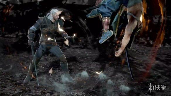 《灵魂能力6》发布第二赛季预告片 《巫师》《尼尔》等角色招式一览