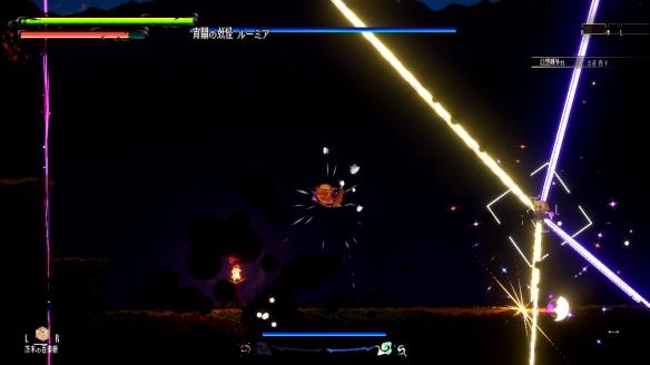 同人动作游戏《幻想乡萃夜祭》EA版及《东方月神夜》原声大碟于今日Steam发售