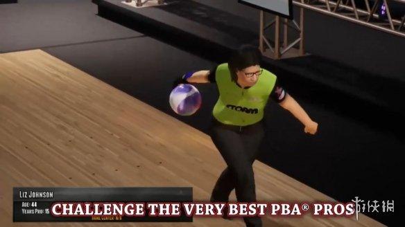 保龄球模拟《PBA Pro Bowling》登陆NS 于本月发售!