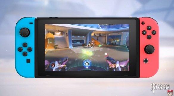 《守望先锋》Switch版VSPS4版游戏画面对比视频公布