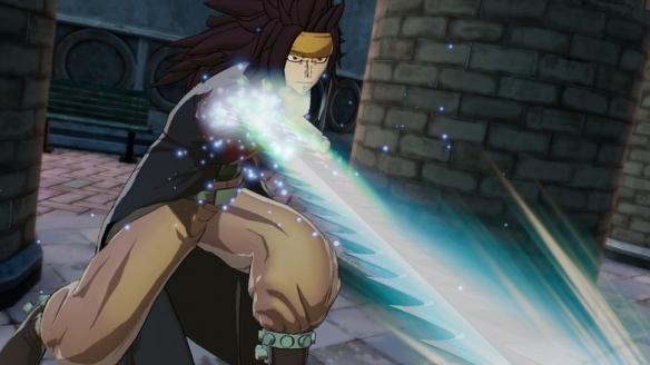 RPG游戏《妖精的尾巴》新增角色及部分游戏流程介绍