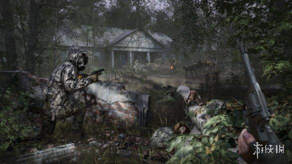 恐怖生存游戏《切尔诺贝利人》RTX2080Ti评测视频公布