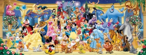 经典迪士尼动画的12个隐藏彩蛋!被忽略的有趣细节