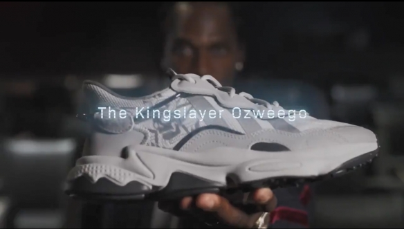 细节令人震惊!动视&阿迪推出《现代战争》限量球鞋