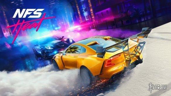 《极品飞车:热度》新预告发布深夜与警察追逐竞技