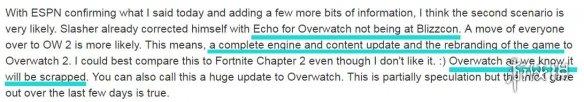 《守望先锋2》玩法机制新情报 还将有新模式和新英雄!