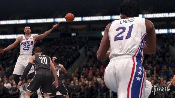 EA《NBALive20》被取消系列將重整并直接登陸下代主機