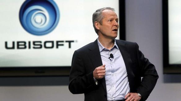 育碧CEO:将努力让所有PvP游戏都有跨平台对战功能