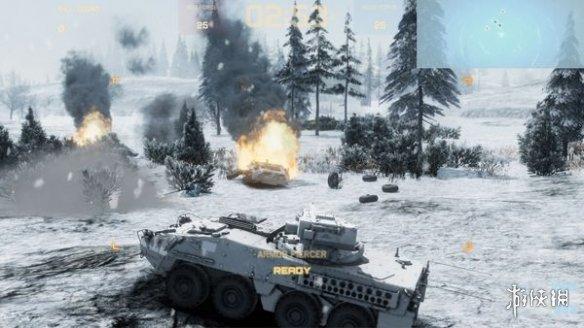 模拟坦克战斗游戏《东京战争漩涡》将登录XboxOne
