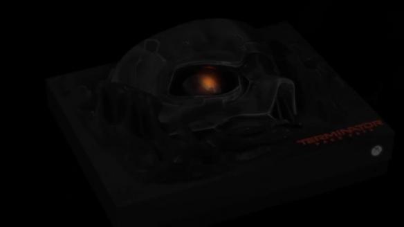 《终结者黑暗命运》主题XboxOneX真是酷爆了!