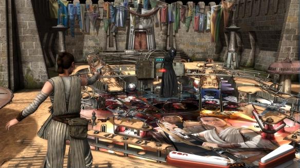 《星球大戰:彈珠臺》登陸Switch 橫跨三個電影時代 將加入NS獨特機能
