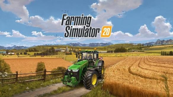 《模拟农场20》中文版宣布12月3日同步上架Switch!