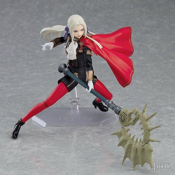 《火焰之纹章》艾黛尔贾特可动模型赏 皇女威风凛凛!