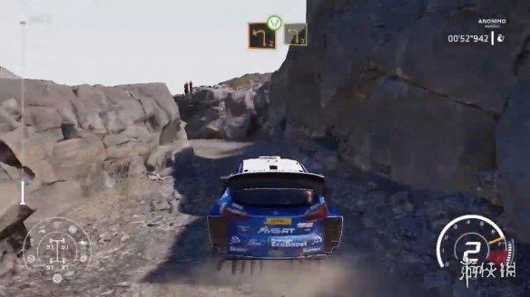 《世界汽车拉力锦标赛8》NS实机预告 力求真实模拟!
