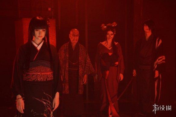 《地狱少女》真人电影爆全新剧照 暗黑氛围不寒而栗!