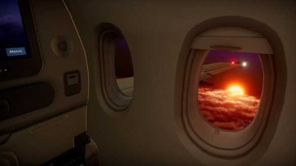 史上最真实的飞行模拟游戏《乘飞机模拟器》上架STEAM