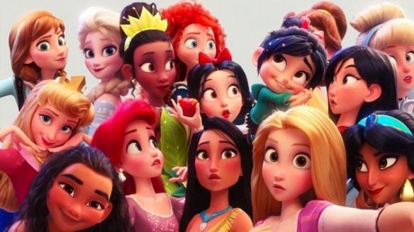 最强女子战队!迪士尼公主化身游戏角色制霸总决赛