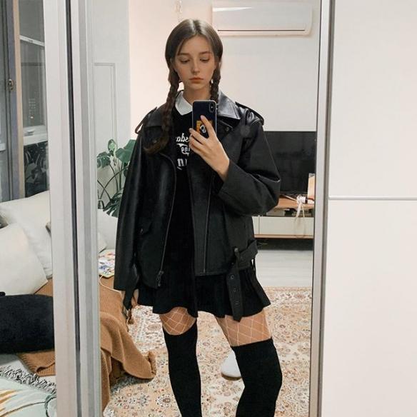 甜到心坎里!俄罗斯的长腿甜心 Angelina Danilova