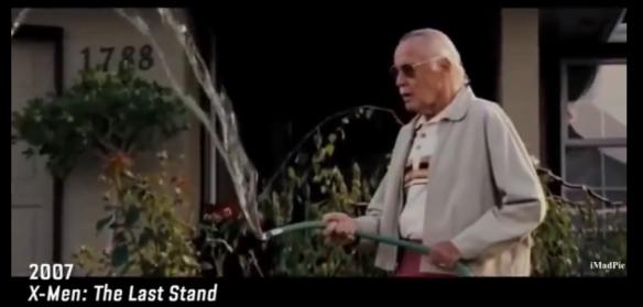 漫威之父斯坦·李去世一周年 回顾其客串的漫威电影