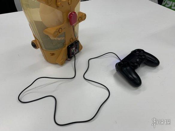 小岛秀夫考虑量产吧 玩家改造《死亡搁浅》BB模型