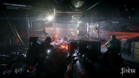 多人联机动作/恐怖合作游戏《GTFO》12分钟试玩演示