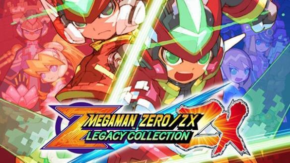 《洛克人》官方宣布《洛克人Zero/ZX遗产合集》延期发售