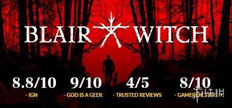 恐怖游戏《布莱尔女巫》追加登陆PS4逃脱癫狂困境!