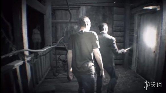 六个隐藏在游戏中的恐怖彩蛋R星与女鬼的不解之缘!