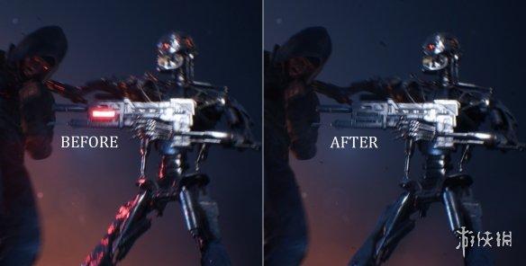 《终结者:抵抗》首个MOD出炉M-27光源移除MOD开放下载