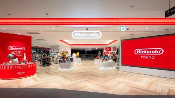 """日本首家任天堂直营店""""NintendoTOKYO""""细节抢先看!"""